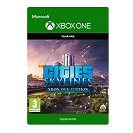 Cities: Skylines - Xbox One Edition - Xbox One Digital - Console Game