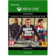 Grand Theft Auto V: Criminal Enterprise Starter Pack - Xbox One Digital - Herní doplněk