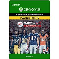 Madden NFL 17: MUT 500 Madden Points Pack - Xbox One Digital - Gaming Accessory
