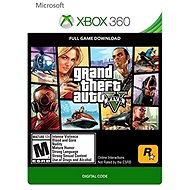 Grand Theft Auto V - Xbox 360 Digital - Hra pro konzoli