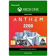 Gaming Accessory Anthem: 2200 Shards Pack - Xbox One Digital