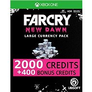 Far Cry New Dawn Credit Pack Large - Xbox One Digital - Gaming Accessory