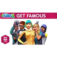 The Sims 4: Get Famous - Xbox One Digital - Gaming Accessory