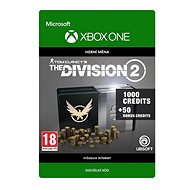 Tom Clancy's The Division 2: 1050 Premium Credits Pack - Xbox One Digital