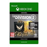 Tom Clancy's The Division 2: 6500 Premium Credits Pack - Xbox One Digital