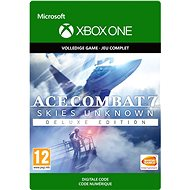Ace Combat 7: Skies Unknown: Deluxe Edition - Xbox One Digital - Console Game