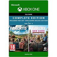 Far Cry New Dawn: Complete Edition - Xbox One Digital - Console Game