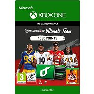 Madden NFL 20: MUT 1050 Madden Points Pack - Xbox One Digital