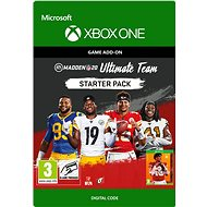 Madden NFL 20: MUT Starter Pack - Xbox One Digital - Gaming Accessory