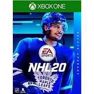 NHL 20: Deluxe Upgrade - Xbox One Digital - Gaming Accessory