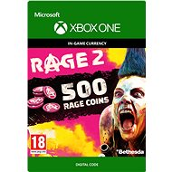 Rage 2: 500 Coins - Xbox One Digital - Gaming Accessory