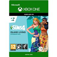 The Sims 4: Island Living - Xbox One Digital - Gaming Accessory