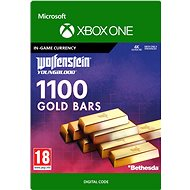 Wolfenstein: Youngblood: 1100 Gold Bars - Xbox One Digital