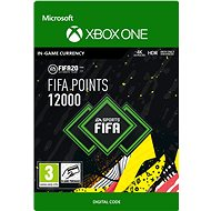 FIFA 20 ULTIMATE TEAM™ 12000 POINTS - Xbox One Digital - Gaming Accessory