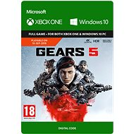 Gears 5 - Xbox One Digital - PC & XBOX Game