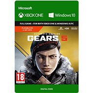 Gears 5 Ultimate Edition - Xbox One Digital - PC & XBOX Game