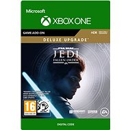 STAR WARS Jedi Fallen Order: Deluxe Upgrade - Xbox One Digital - Gaming Accessory