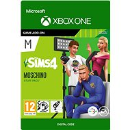 The Sims 4: Moschino Stuff Pack - Xbox One Digital - Gaming Accessory
