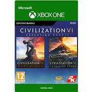Sid Meier's Civilization VI: Expansion Bundle - Xbox One Digital