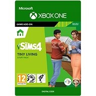 The Sims 4: Tiny Living Stuff - Xbox One Digital - Gaming Accessory