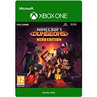 Minecraft Dungeons: Hero Edition Xbox One Digital - Console Game