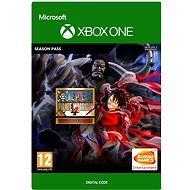 One Piece: Pirate Warriors 4 - Character Pass - Xbox One Digital - Gaming Accessory
