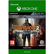 Tom Clancy's The Division 2: Warlords of New York Expansion - Xbox One Digital - Gaming Accessory