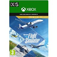 Microsoft Flight Simulator - Premium Deluxe Edition - Windows 10 Digital - PC Game