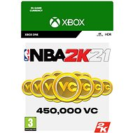 NBA 2K21: 450,000 VC - Xbox One Digital