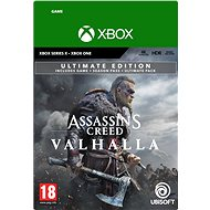 Assassins Creed Valhalla: Ultimate Edition - Xbox One Digital - Console Game