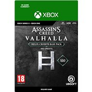 Assassin's Creed Valhalla: 500 Helix Credits Pack - Xbox Digital - Gaming Accessory