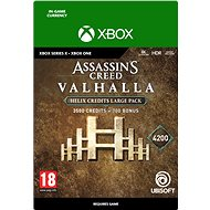 Assassin's Creed Valhalla: 4200 Helix Credits Pack - Xbox Digital - Gaming Accessory