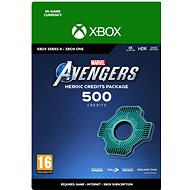 Marvels Avengers: 500 Credits Package - Xbox One Digital - Gaming Accessory