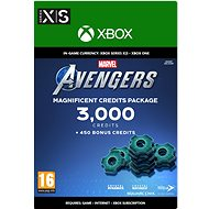 Marvels Avengers: 3,450 Credits Package - Xbox Digital - Gaming Accessory