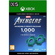 Marvels Avengers: 1,050 Credits Package - Xbox Digital - Gaming Accessory