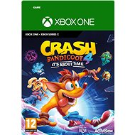 Crash Bandicoot 4: Its About Time - Xbox One Digital - Console Game