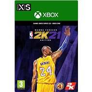 NBA 2K21: Mamba Forever Edition - Xbox Series Digital - Console Game