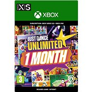 Just Dance Unlimited - 1 Month Subscription - Prepaid Card