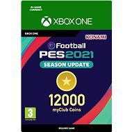 eFootball Pro Evolution Soccer 2021: myClub Coin 12000 - Xbox Digital