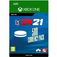 PGA Tour 2K21: 500 Currency Pack - Xbox Digital - Gaming Accessory