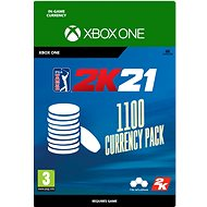 PGA Tour 2K21: 1100 Currency Pack - Xbox Digital - Gaming Accessory