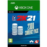 PGA Tour 2K21: 2300 Currency Pack - Xbox Digital - Gaming Accessory