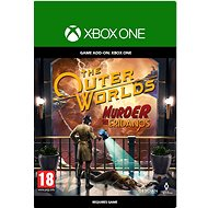 The Outer Worlds: Murder on Eridanos - Xbox Digital - Gaming Accessory