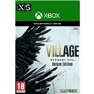 Resident Evil Village - Deluxe Edition - Xbox Digital - Console Game