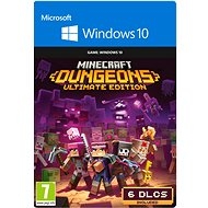 Minecraft Dungeons: Ultimate Edition - Windows 10 Digital - Console Game
