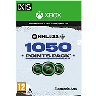 NHL 22: Ultimate Team 1050 Points - Xbox Digital - Gaming Accessory