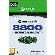 NHL 22: Ultimate Team 2200 Points - Xbox Digital - Gaming Accessory