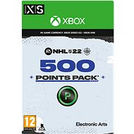 NHL 22: Ultimate Team 500 Points - Xbox Digital - Gaming Accessory