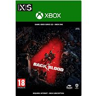 Back 4 Blood: Standard Edition - Xbox Digital - Console Game