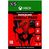 Back 4 Blood: Annual Pass - Xbox Digital - Gaming Accessory
